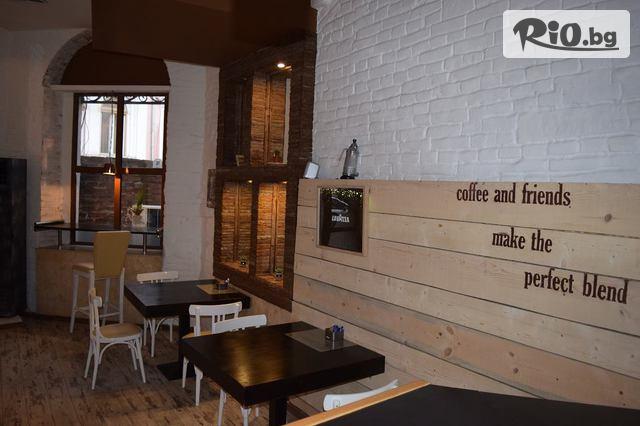 Кафе-бар БарКод Галерия #4