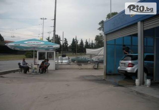 Автомивка в Бензиностанция ЕКО Галерия снимка №2