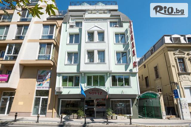 Хотел Новиз Галерия #1