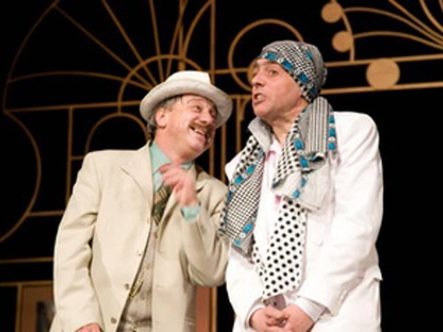 Драматичен театър Варна Галерия #1