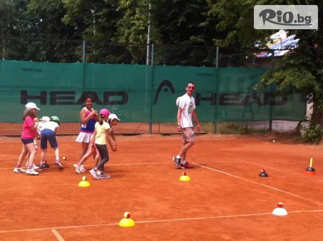 Тенис кортове Раковски Галерия #6
