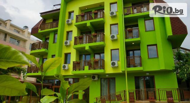 Хотел Грийн Галерия снимка №3