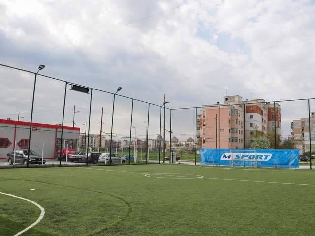 ХЕРЕС -футболно игрище, автомивка Галерия #1