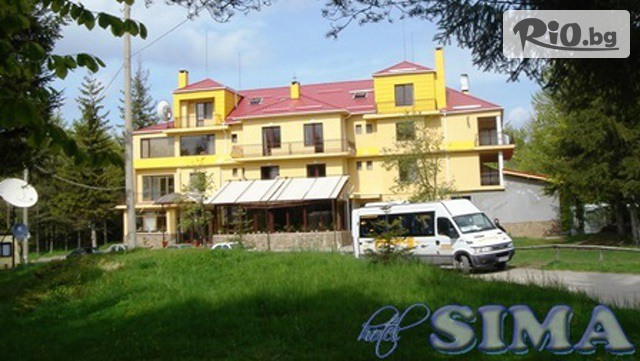 Семеен хотел Сима Галерия снимка №1