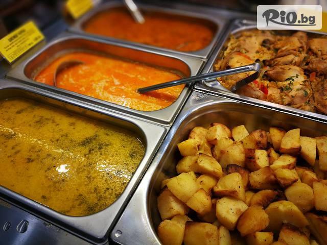 Ресторант Здраветворно Галерия #10