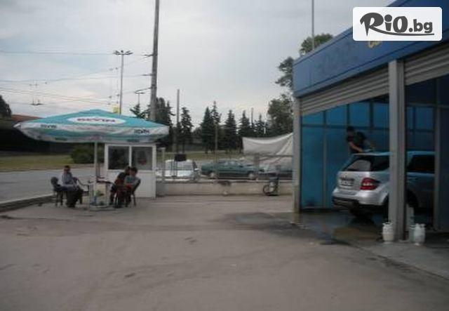 Автомивка в бензиностанция ЕКО Галерия #1