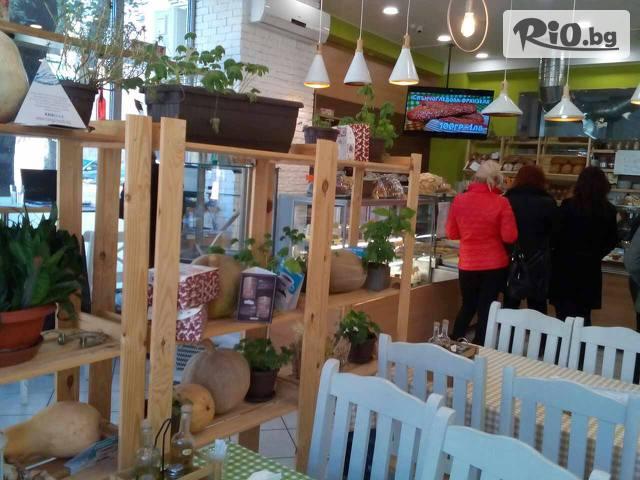 Ресторант Здраветворно Галерия #2