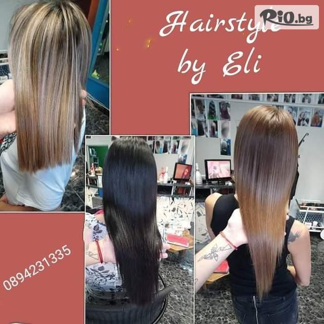 Hairstyle by Elitsa Галерия #4