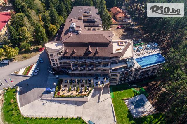 Хотел Инфинити Парк и СПА 4* Галерия #3