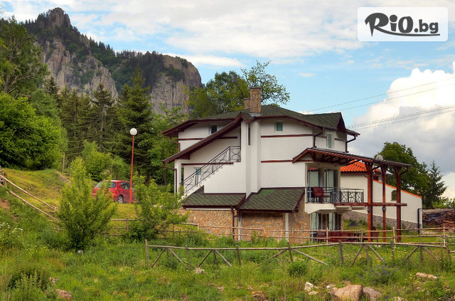 Къща за гости Алпин Галерия #6