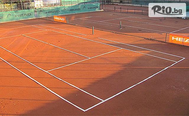 Тенис кортове Раковски Галерия #2