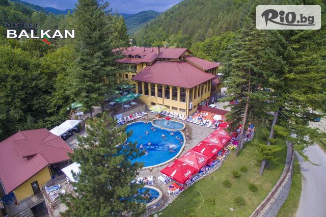 Хотел Балкан Галерия снимка №1