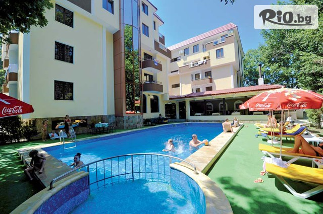 Хотел Сигма Галерия #3