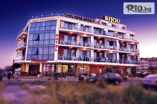 Хотел Бижу 3* Галерия #1