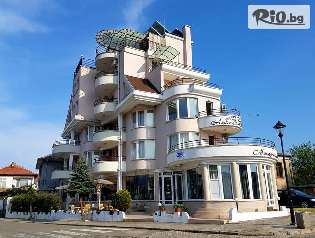 Хотел Андре Галерия снимка №1