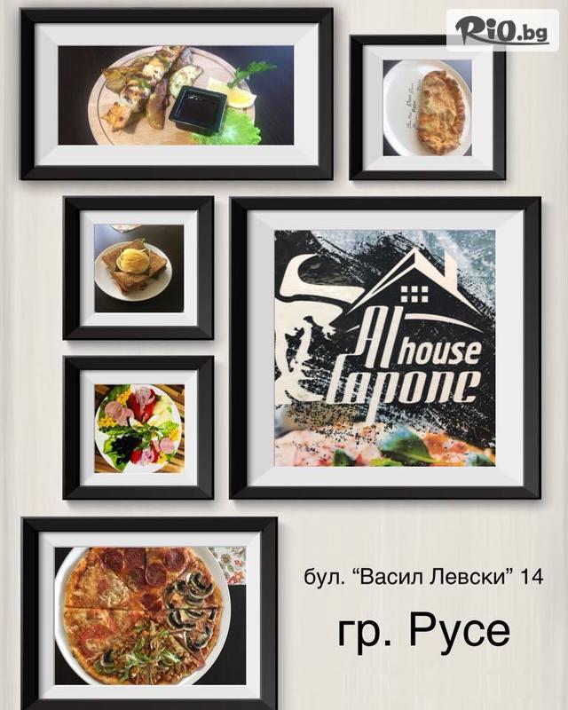 Ресторант Al Capone House Галерия #3