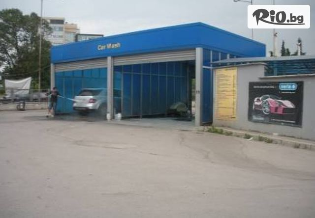 Автомивка в бензиностанция ЕКО Галерия #2