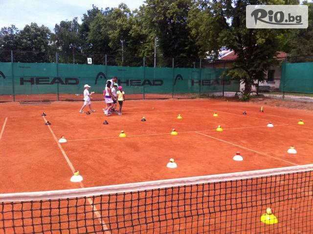 Тенис кортове Раковски Галерия #10