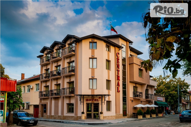 Хотел Централ Галерия #1