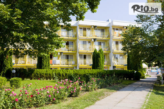 Хотел Орхидея Галерия снимка №1