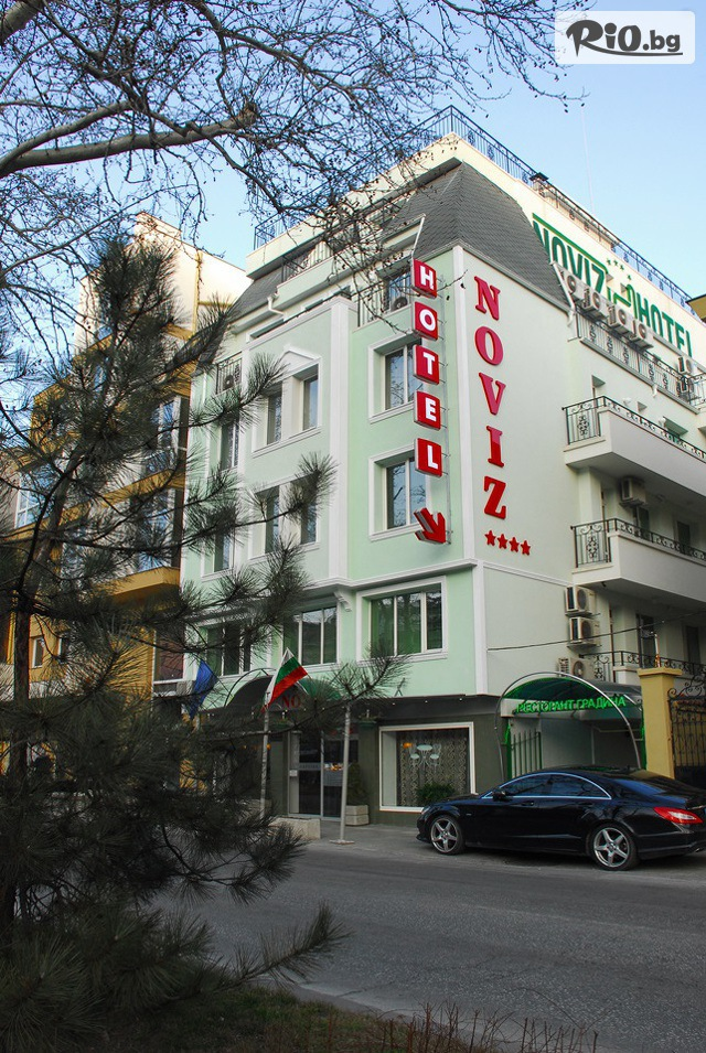 Хотел Новиз 4* Галерия #1