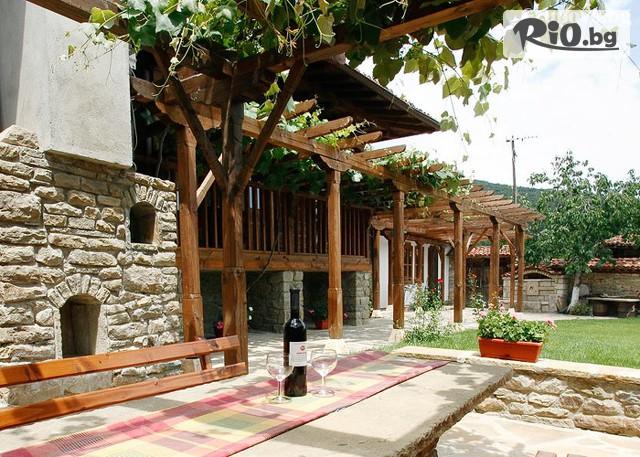 Къщата с Лозницата Галерия #1