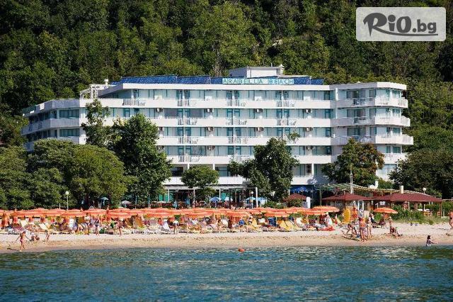 Хотел Арабела Бийч Галерия снимка №3
