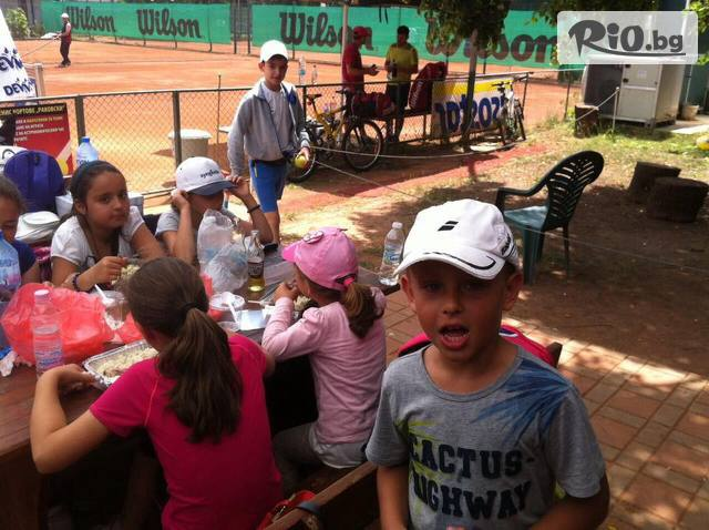 Тенис кортове Раковски Галерия #12