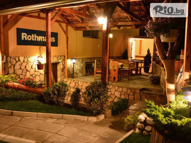 Хотел Ротманс 3* Галерия #6