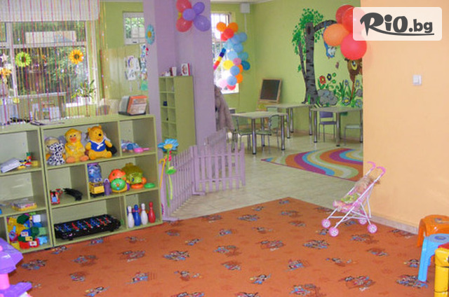 Детски парти клуб Звездички Галерия #4