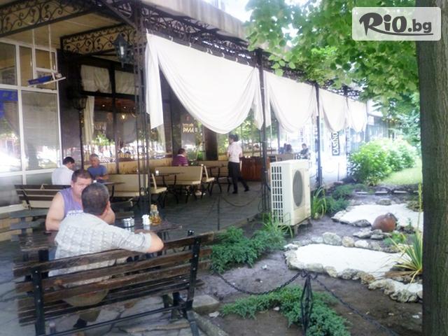 Ресторант Рила Галерия #1