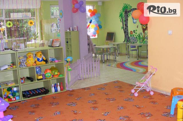 Детски парти клуб