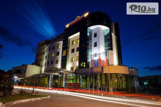 Diplomat Plaza Hotel & Resort  Галерия #1