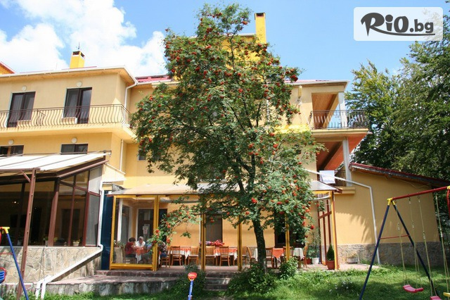 Семеен хотел Сима Галерия снимка №2