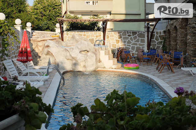 Хотел Свети Стефан Галерия #8