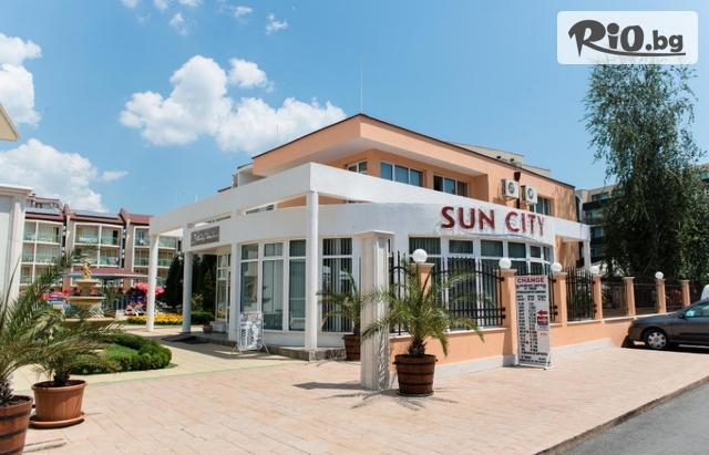 Хотел Sun City Галерия снимка №2